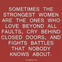 Women Strength Quotes