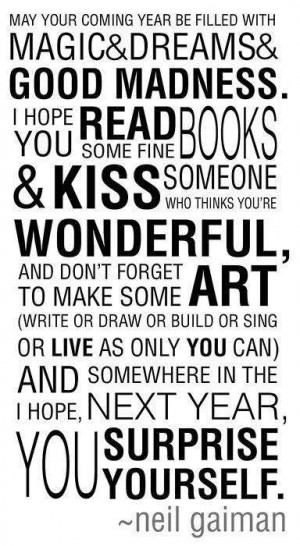 happy new year full of love,kiss and art