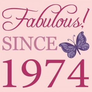 Birthday, 1974 40Thbirthday, 40Th Birthday Ideas For Women, Birthday ...