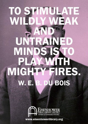 Du Bois #Lit #Quotes