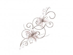 Free designs girly lily tattoo wallpaper
