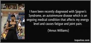 More Venus Williams Quotes
