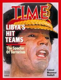 Libya vs. America: Late 20th Century