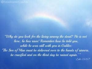 Easter Bible Verses 01