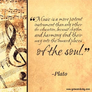 Musical inspiration Monday