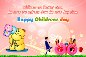 Happy Children's Day 2011 : Latest Bal Diwas SMS, Quotes, Greetings ...