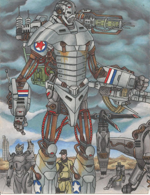 Liberty Prime by Raijin-1378