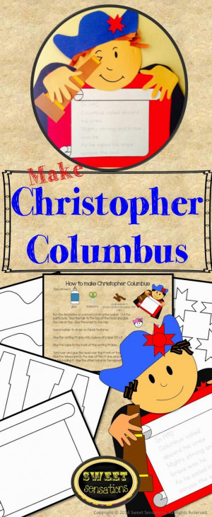 Columbus Day 2014 ClipArt Images