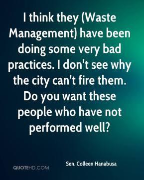 poor management quotes