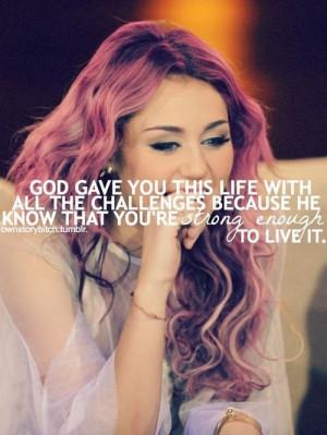 Miley Cyrus Quotes Tumblr | Miley Cyrus Quotes Tumblr | Pelauts.Com ...