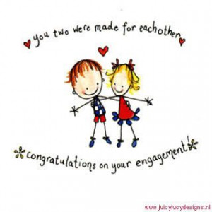 engagement congratulations quotes and sayings | Congratulations On ...