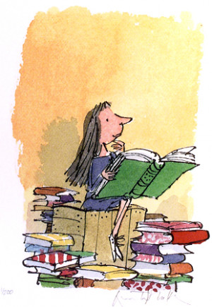 Matilda, de Roald Dahl