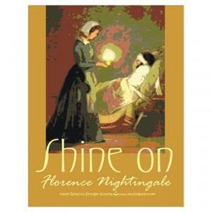 ... > Wall Art > Posters > Florence Nightingale Student Nurse r Poster