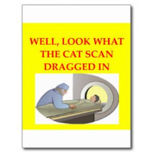 Funny Radiology Postcards