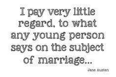 Jane Austen quote: