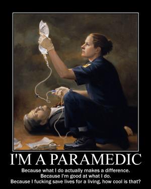 Paramedic Poem