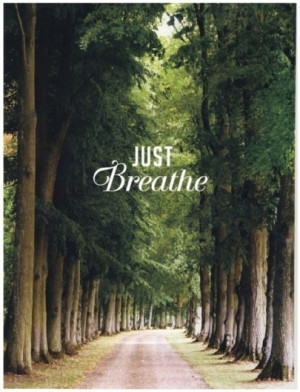 Try it. Breathe. & Relax.
