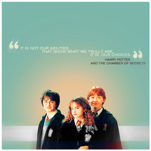 Harry Potter Quotes. Harry Potter and the Chamber of Secrets