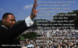 Martin Luther King Jr Quotes On Racial Equality