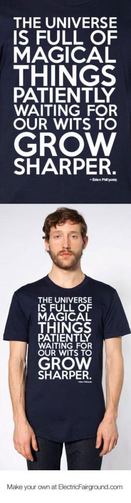 Eden Phillpotts Short Sleeve T-Shirt