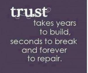 Trust Relationship Love