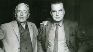 Witold Gombrowicz and Czesław Milosz in Vence - are these the faces ...