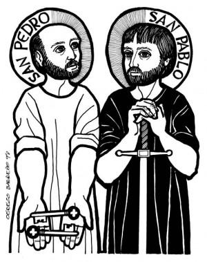 Feast of Saint Peter and Saint Paul, June 29
