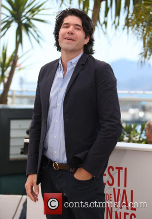 Picture J C Chandor at Cannes Film Festival