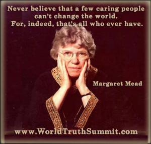 ... Quotes. Great Inspirational Quotes. Margaret Mead. Thomas Edison. Plus