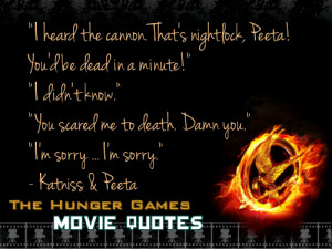 The Hunger Games Movie Quotes President Snow