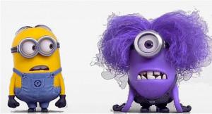... Minions, Evil Minions, Movie, Piggy Banks, Purple Minions Funnies, Bad