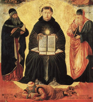 January 28: The Feast Day of St. Thomas Aquinas