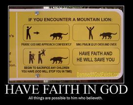 ... Religie > grappige Bijbel inspirerende citaten - geloof hebben in God