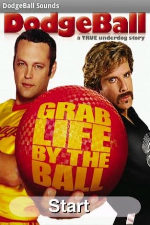 View bigger - Dodgeball Sound Quotes for Android screenshot