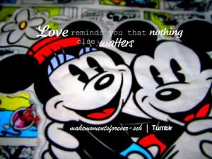 best quotes, disney, love, love quotes, mickey