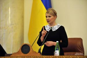 Yulia Tymoshenko will force