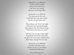 Miscarriage Quotes And Sayings Poems For Dads More