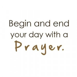 Great quote praying people on FB