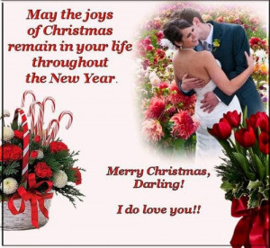 May The Joys Of Christmas Remain In Your Life Throughout The New Year ...