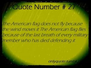 American Flag Quotes