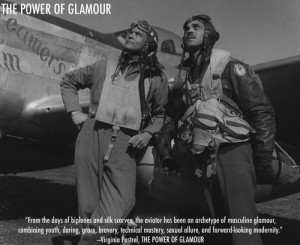 ... Airmen by Toni Frissell from THE POWER OF GLAMOUR by Virginia Postrel