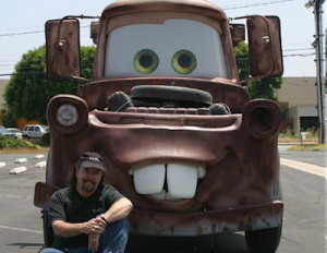 Cars The Movie Mater Quotes