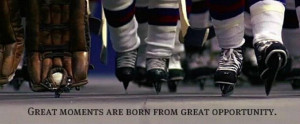 1980 US Olympic Hockey Team - Quote by Herb Brooks