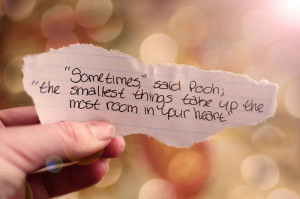 10 Great Winnie-The-Pooh Quotes