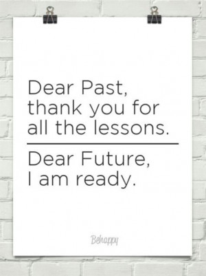 theme - Dear past and future