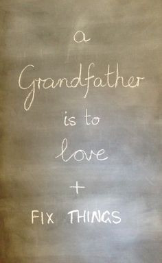 Grandfather and Grandson Quotes