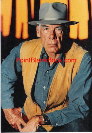 Lee Marvin on the cover of Parade Magazine