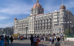 Quote of the day: The Taj Mahal hotel