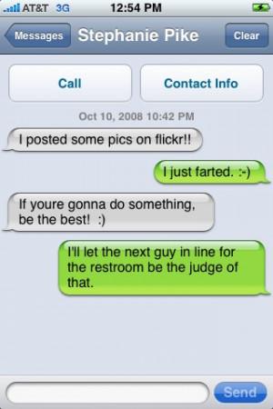 drunk texts to ex