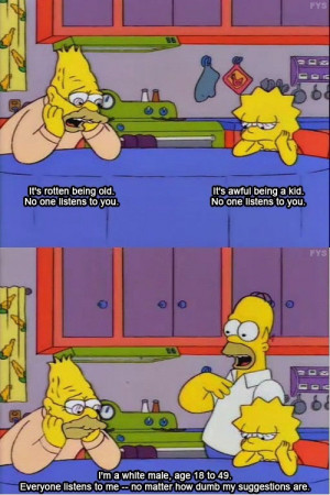 Wisdom From The Simpsons Photos